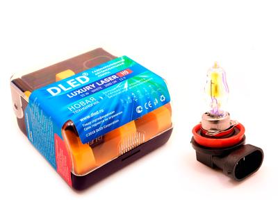 Газонаполненные автомобильные лампы H9 - DLED Luxury Laser 55Вт