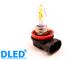 Газонаполненные автомобильные лампы H10 - DLED Luxury Laser 55Вт