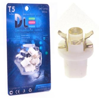 Автомобильная лампа B8.3D - 1 DIP 0,2Вт (Белая)