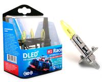 Газонаполненные автомобильные лампы H1 - DLED Racer 3000K 85Вт
