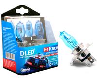 Газонаполненные автомобильные лампы H4 - DLED Racer 4300К 85Вт