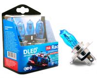 Газонаполненные автомобильные лампы H4 - DLED Racer 8000К 85Вт