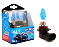 Газонаполненные автомобильные лампы HB4 9006 - DLED Racer 4300К 85Вт