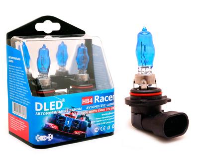 Газонаполненные автомобильные лампы HB4 9006 - DLED Racer 6500К 85Вт