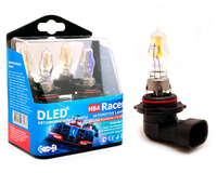 Газонаполненные автомобильные лампы HB4 9006 - DLED Racer Rainbow 85Вт