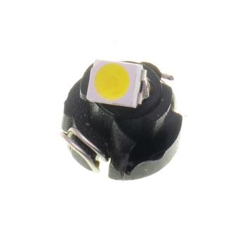 Автомобильная лампа T3 - 1 SMD3528 0,15Вт (Синяя)
