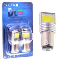 Светодиодная автолампа P21/5W 1157 - 3 HP 9Вт(Белая)