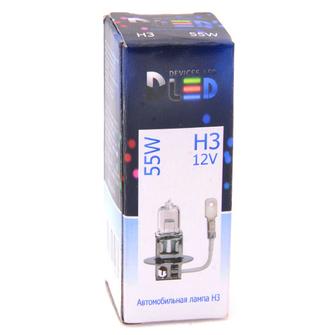 Галогеновая автомобильная лампа H3 55Вт