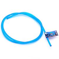 Гибкий холодный неон EL - 4,5мм (Синий)