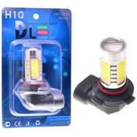 Светодиодная автолампа Н10 - 5 HP Линза 7,5Вт