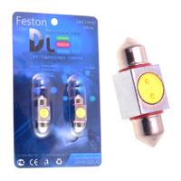 Салонная лампа C5W FEST 31мм - 1 HP 1Вт (Белая)