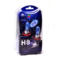 Газонаполненные автомобильные лампы H8 - DLED Evolution White 4300К 65Вт