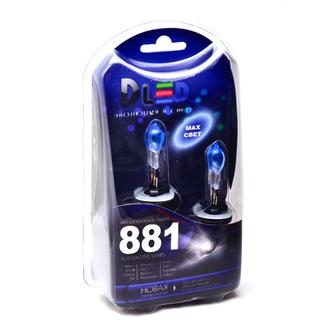 Газонаполненные автомобильные лампы H27 - DLED Evolution White 4300К 50Вт