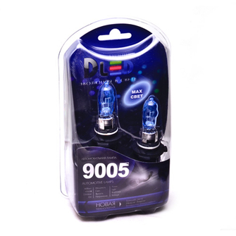 Газонаполненные автомобильные лампы HB3 9005 - DLED Evolution White 4300К 65Вт