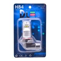 Светодиодная автолампа HB4 9006 - 4 CREE 20Вт