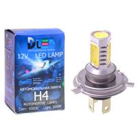 Светодиодная автолампа Н4 - 4 HP 6Вт