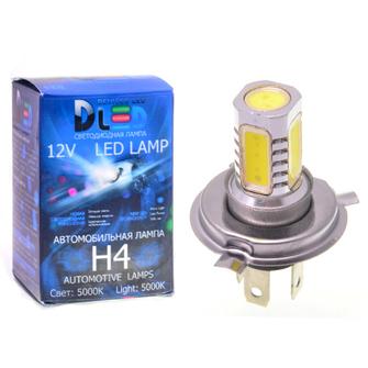 Светодиодная автолампа Н4 - 5 HP 7,5Вт