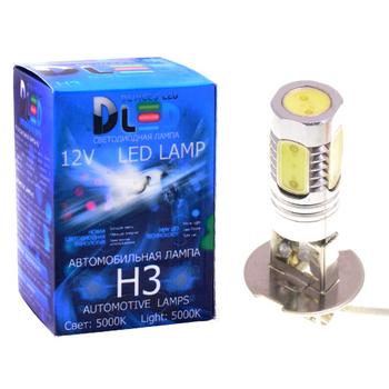 Светодиодная автолампа Н3 - 5 HP 7,5Вт