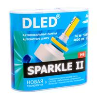 Светодиодная автолампа Н9 - DLED Sparkle 2 36Вт