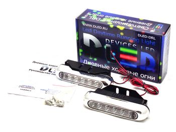 Дневные ходовые огни DRL-28 2x1,2W