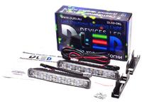 Дневные ходовые огни DRL-34 2x6W