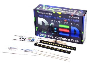 Дневные ходовые огни DRL-58 2x7,2W