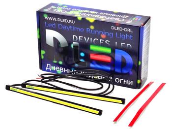 Дневные ходовые огни DRL-79 2x6W