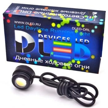 Дневные ходовые огни DRL-25 2x1,5W