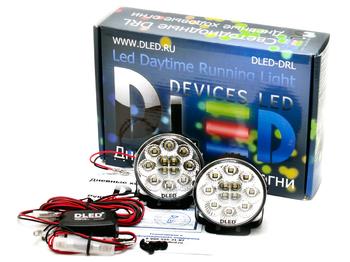 Дневные ходовые огни DLed DRL-121 SMD3528 2x2W