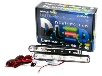 Дневные ходовые огни DLed DRL-126 SMD5050 2x1.5W