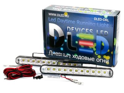 Дневные ходовые огни DLed DRL-127 SMD5050 2x2.75W