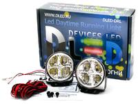Дневные ходовые огни DLed DRL-129 SMD5050 2x2W