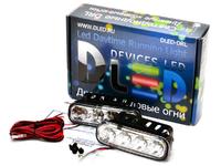 Дневные ходовые огни DLed DRL-130 SMD5050 2x2W