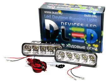 Дневные ходовые огни DLed DRL-131 SMD5050 2x2.5W