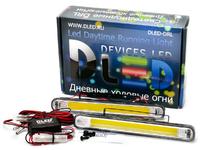 Дневные ходовые огни DRL-112 COB 2x3W