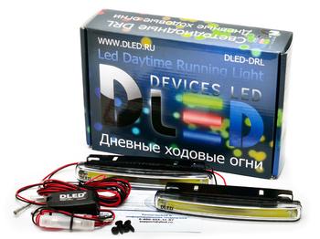 Дневные ходовые огни DRL-116 COB 2x3W