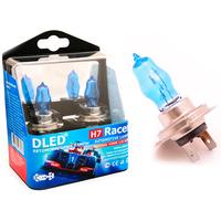 Газонаполненные автомобильные лампы H7 - DLED Racer 4300К 85Вт