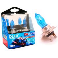 Газонаполненные автомобильные лампы H7 - DLED Racer 5000К 85Вт
