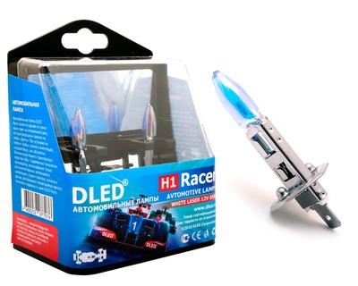 Газонаполненные автомобильные лампы H1 - DLED Racer Laser 85Вт