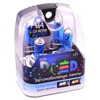 Газонаполненные автомобильные лампы H4 - DLED Рассвет 4500К 55Вт