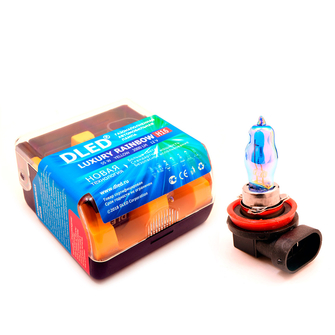 Газонаполненные автомобильные лампы HB4 9006 - DLED Luxury Rainbow 55Вт