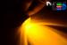 Светодиодная автолампа P21W 1156 - 1 HP Линза 90° 5Вт (Жёлтая)