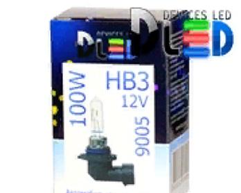 Галогеновая автомобильная лампа HB3 9005 55Вт