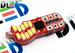 Светодиодная автолампа W5W T10 - 20 SMD3014 + Обманка 2Вт (Белый)