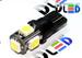 Светодиодная автолампа W5W T10 - 5 SMD5050 Black 1,2Вт (Белый)