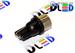 Светодиодная автолампа W5W T10 - 1 HP Black 1,5Вт (Белый)