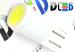 Светодиодная автолампа W5W T10 - 1 HP Керамическая 1Вт (Белый)