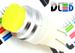 Светодиодная автолампа W5W T10 - COB 360 3Вт (Белый)