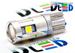 Светодиодная автолампа W5W T10 - 5 SMD3030 5Bт (Белый)