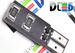 Светодиодная автолампа W5W T10 - 6 SMD5630 Односторонняя + Обманка 2,4Вт (Белый)